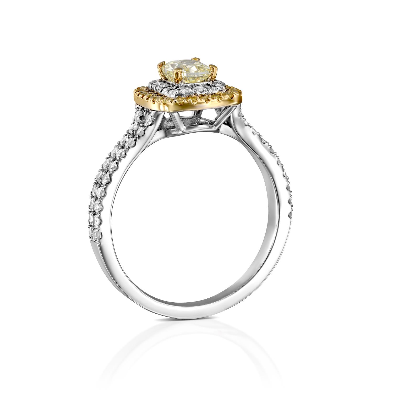 טבעת יהלומים דגם Miran ב-42% הנחה