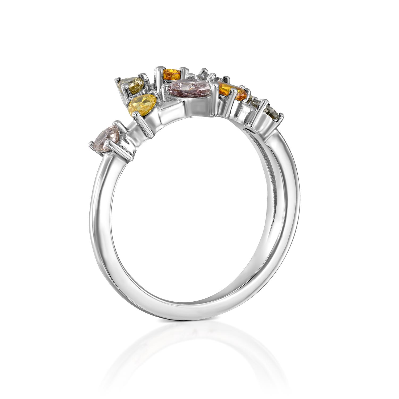 טבעת יהלומים דגם Sarina