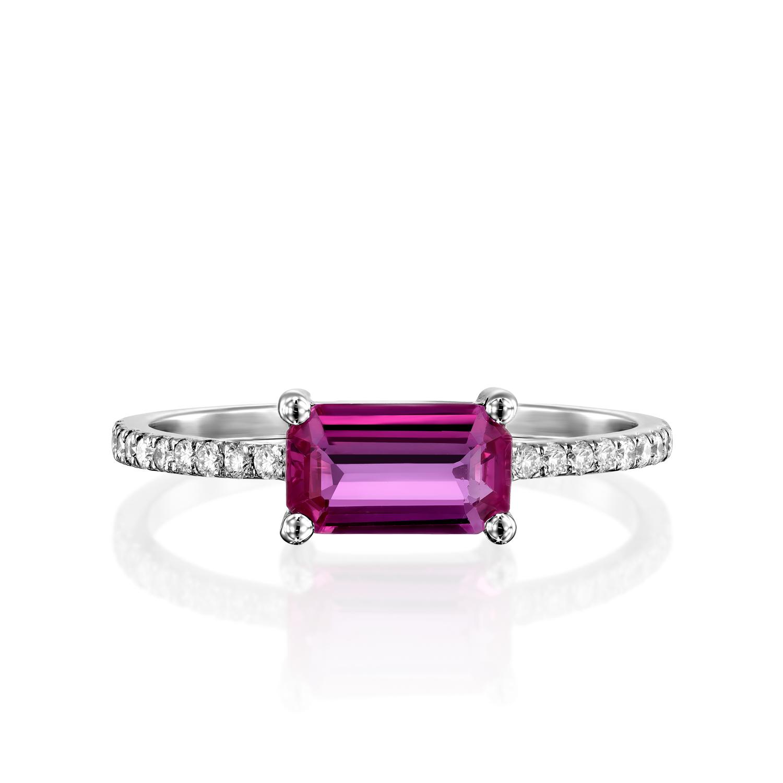 טבעת יהלומים דגם Kaya