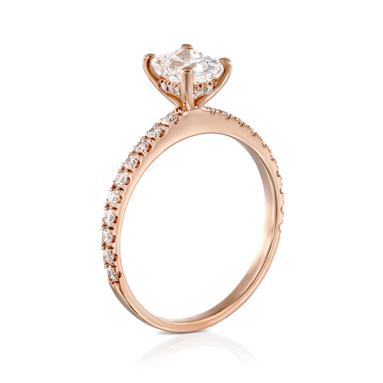 טבעת יהלומים דגם Miley