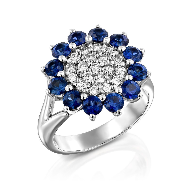 טבעת יהלומים דגם Lucy ב-45% הנחה