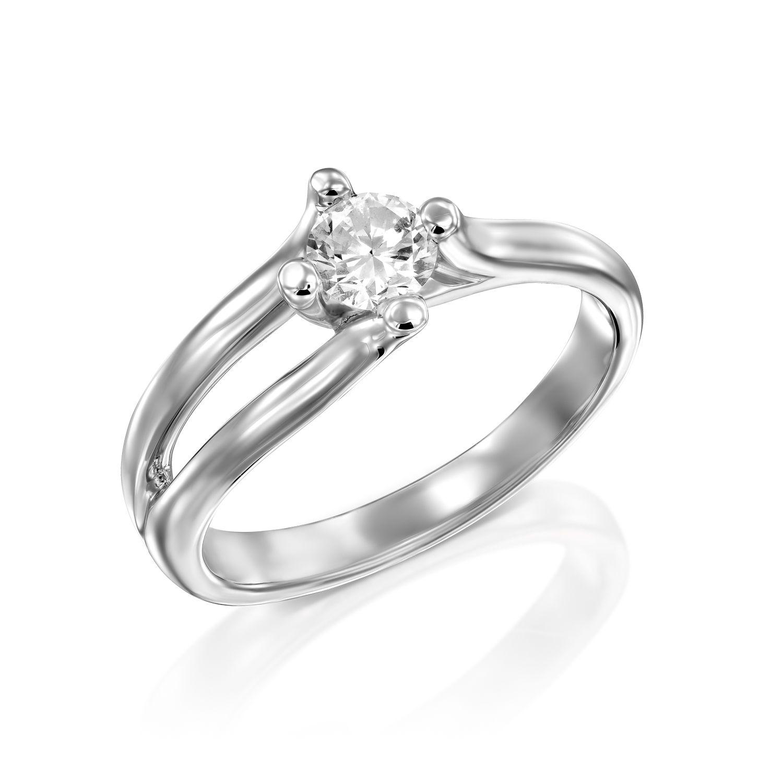 טבעת יהלום דגם Liz ב-38% הנחה